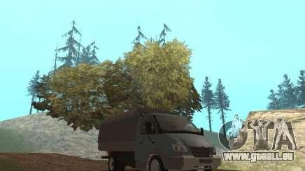 GAS-3310 Valdai für GTA San Andreas