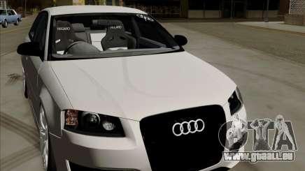 Audi S3 V.I.P für GTA San Andreas