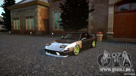 Nissan 240SX JDM pour GTA 4