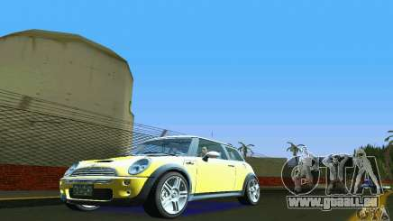 Mini Cooper S für GTA Vice City