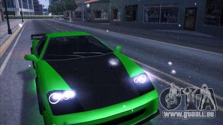 Tuned Turismo für GTA San Andreas