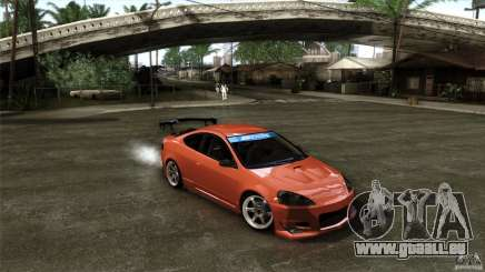 Acura RSX Spoon Sports pour GTA San Andreas