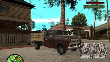 Walton HD für GTA San Andreas