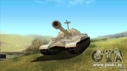 IS-7 Heavy Tank für GTA San Andreas