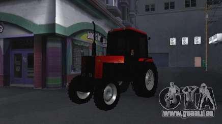 Tracteur MTF 1025 pour GTA San Andreas