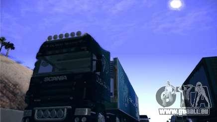 Scania R620 Dubai Trans für GTA San Andreas