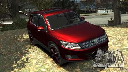 Volkswagen Tiguan 2012 pour GTA 4