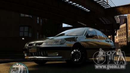 Peugeot 406 für GTA 4