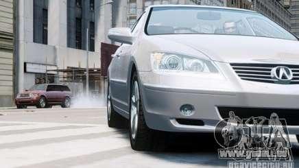 Acura RL 2006 pour GTA 4