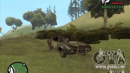Malice from FlatOut 2 pour GTA San Andreas