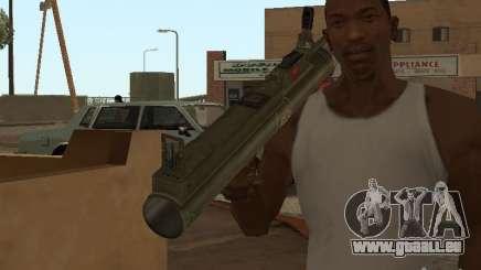 LAW Rocket launcher pour GTA San Andreas