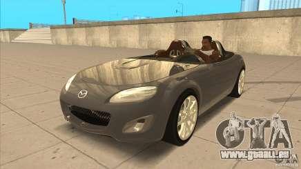 Mazda MX5 Miata Superlight 2009 V1.0 pour GTA San Andreas