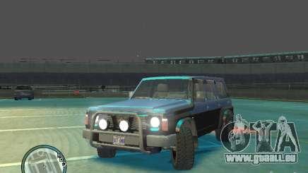Nissan Safari 1992 für GTA 4