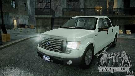 Ford F150 XLT v1.3 pour GTA 4
