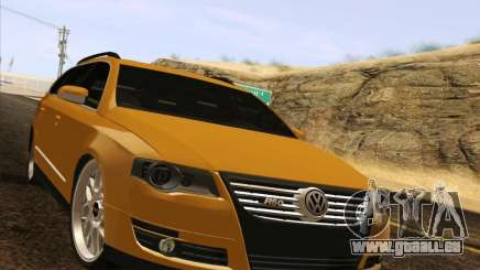 Volkswagen Passat B6 Variant pour GTA San Andreas