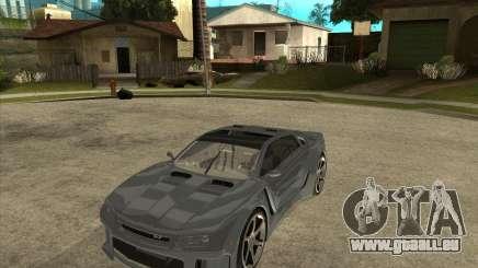Théorie de Barss Grand Tourismo pour GTA San Andreas
