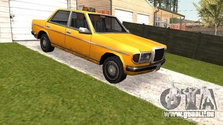 Admiral Taxi für GTA San Andreas