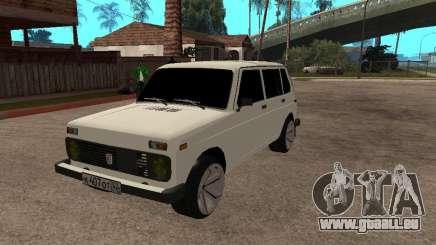 VAZ 2131 pour GTA San Andreas