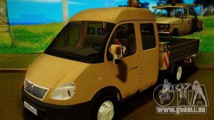 Manipulateur de Gazelle 33023 pour GTA San Andreas