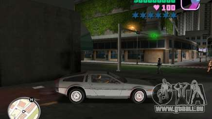 Delorean DMC-12 für GTA Vice City