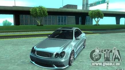 Mercedes-Benz CLK55 AMG pour GTA San Andreas