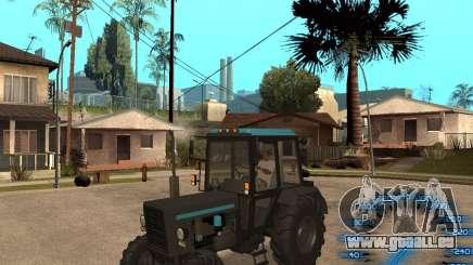 Traktor MTZ-80 für GTA San Andreas