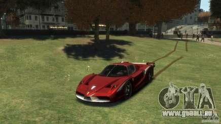 Ferrari FXX Evoluzione für GTA 4