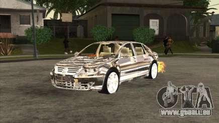 Chromé de Volkswagen Phaeton pour GTA San Andreas