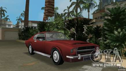 Aston Martin V8 Vantage 5.3 1969-1989 pour GTA Vice City