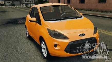 Ford Ka 2011 pour GTA 4