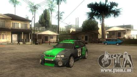 Rover MG ZR EX258 pour GTA San Andreas