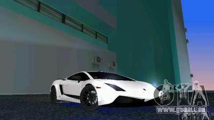 Lamborghini Gallardo LP570 SuperLeggera pour GTA Vice City