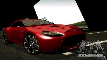 Aston Martin V12 Zagato Final für GTA San Andreas