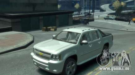 Chevrolet Avalanche Version Pack 1.0 für GTA 4