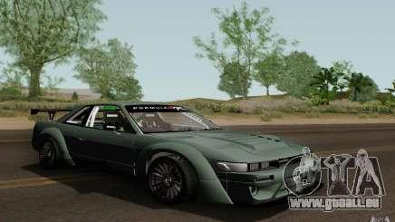 Nissan S13 Ben Sopra für GTA San Andreas