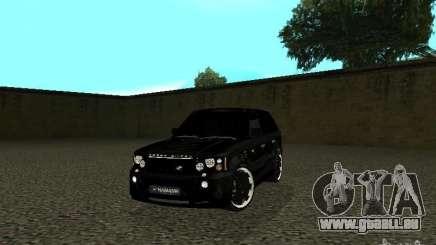Land Rover Range Rover Sport Hamann pour GTA San Andreas