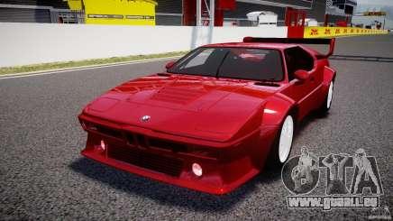 BMW M1 [Beta] für GTA 4