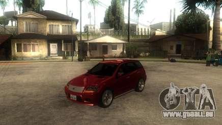 Serrano Stock für GTA San Andreas