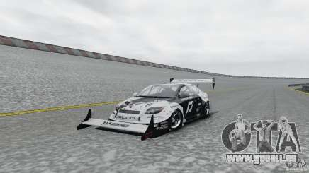 Toyota Team NFS AWD Scion tC pour GTA 4