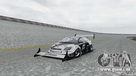 Toyota Team NFS AWD Scion tC pour GTA 4