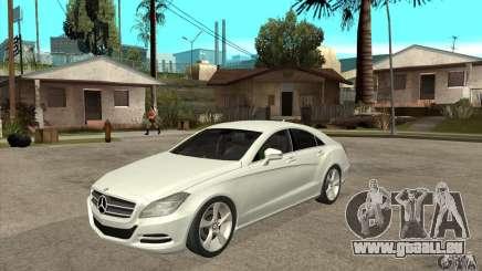 Mercedes-Benz CLS 350 2011 pour GTA San Andreas