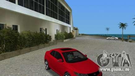 Kia Forte Coupe pour GTA Vice City