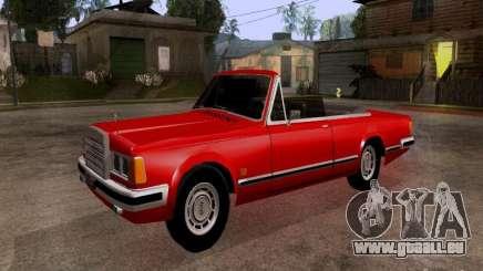 ZIL 41044 Phaeton pour GTA San Andreas