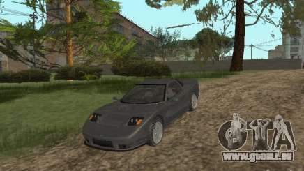 Gepard von GTA 4 für GTA San Andreas