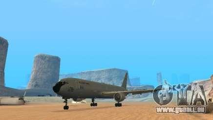 Boeing KC767 U.S Air Force für GTA San Andreas