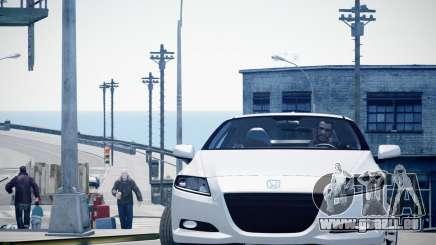 Honda Civic CR-Z pour GTA 4