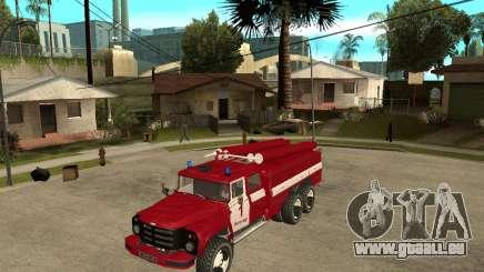 Feu ZIL 133GÂ AC pour GTA San Andreas