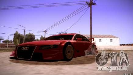 Audi A4 DTM für GTA San Andreas