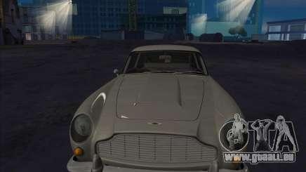 Aston Martin DB5 für GTA San Andreas