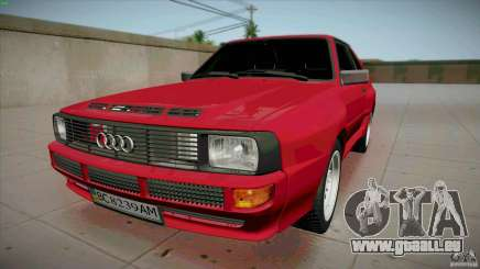 Audi Sport quattro 1983 für GTA San Andreas